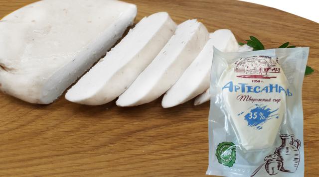Творожный сыр «Артесаналь» 35% жирности